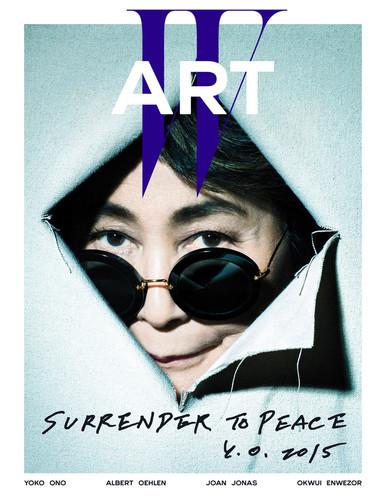 Artsy in the W Magazine Art Issue – art dblock org | art blog